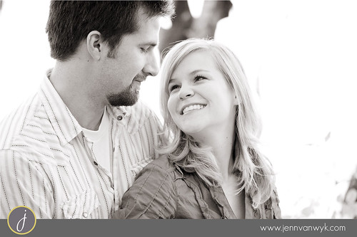 Kim & Kyle - Madison Engagement Session