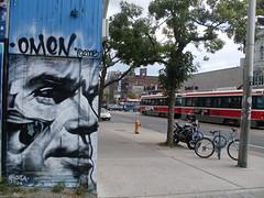 SDC10386 (Harrington?) Tags: toronto west graffiti chinatown queen to sight graff spadina osker conc elicser