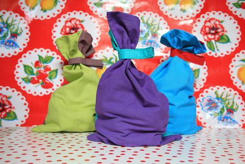Wat zit er in de zak van Sinterklaas?