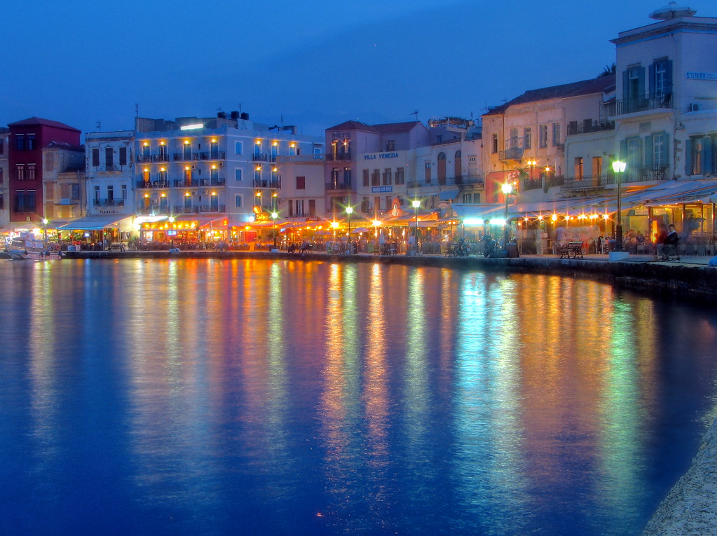 Chania Travel Guide For Greece Hellas Holiday