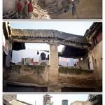 Fès: Consolidation du Bâti Menaçant Ruine