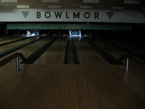 Nothing Quite As Weird as a Quiet Bowling Alley