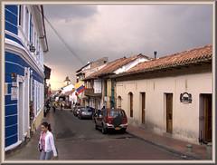 Santa Fe de Bogot ( OJOS DE AGUA ) Tags: southamerica calle colombia carretera bogot kolumbien candelaria carrera amricadosul amriquedusud zuidamerika amricadelsur sdamerika     urinawyayala embyamrika