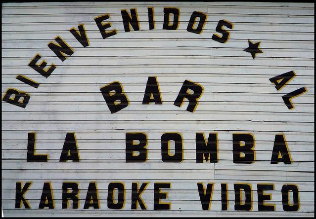 La Bomba karaoke bar