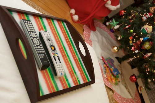 Wrapping Paper Tray