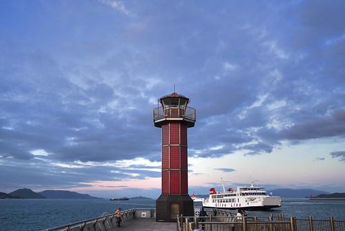 灯台 HDR