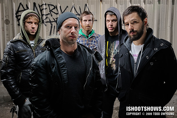 The Dillinger Escape Plan, Portraits