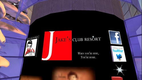 jakes club resort social network