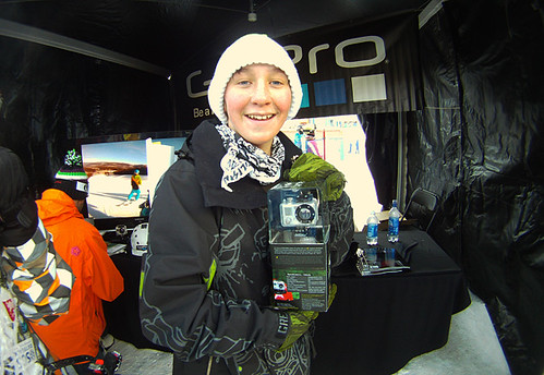 WinterDewTour GoPro HD Camera Hunt Winner 3