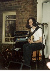 First Ever Solo Gig, London, December 1999