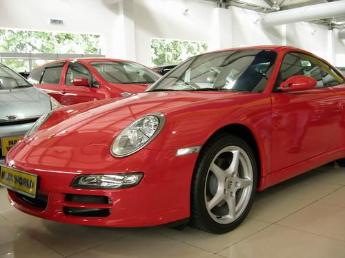Porsche 911 Carerra (997)