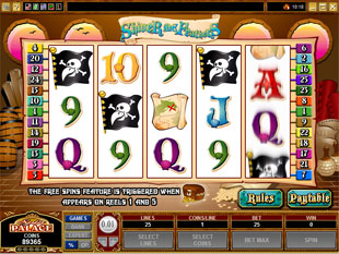 Shiver Me Feathers slot game online review