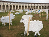 quante pecore a villa Manin