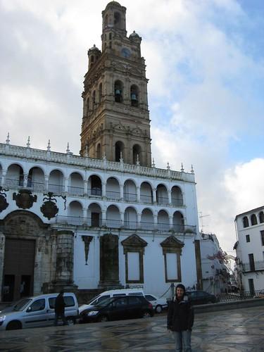 Llerena, Espanha; Dezembro 2009