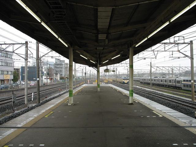 Makuhari Hongo station