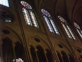 Notre-Dame la nef