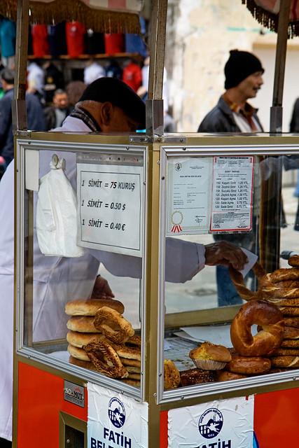 peddler - bread