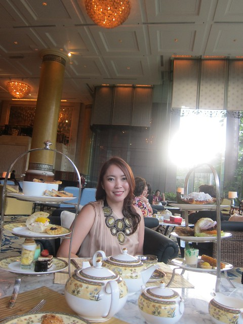 Shangri La Afternoon Tea (18)