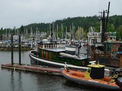 rescue boats harbour lifeboat gibsons rib masts sunshinecoast pontoon