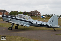 G-ITWB - OGMA-48 - Private - OGMA DHC-1 Chipmunk T.20 - Panshanger - 110522 - Steven Gray - IMG_4014