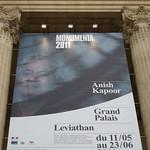 Exposition Monumenta 2011 - Anish Kapoor – Leviathan thumbnail
