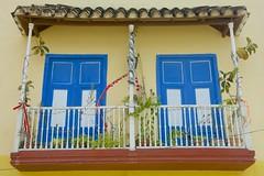 Beautiful Balcony, Trinidad, Cuba (Peter Cook UK) Tags: flower beautiful balcony cuba trinidad
