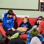 Wintercamp 2017-12 : Shots taken at Hensingham Scouts Winter camp staying indoors at Ennerdale on a cold windy weekend
