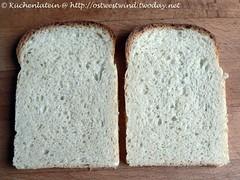Mandelmilch Brot Loaf 003