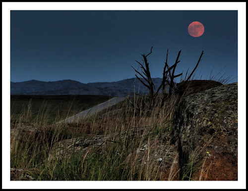 Nightime in the Wichita Mountains, Oklah by jonathanw100, on Flickr