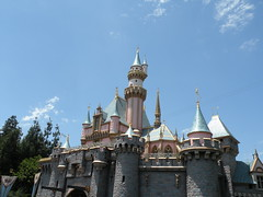 Sleeping Beauty Castle (ShustOne) Tags: disneyland fantasyland sleepingbeautycastle