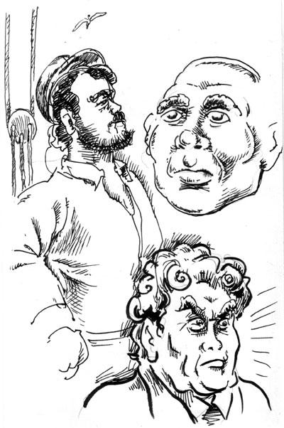 sketchmen