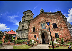 The Boac Cathedral of Marinduque ([ Rodelicious ]) Tags: ocean trip travel blue light vacation sky plants sun color colour art beach nature beautiful beauty smile clouds contrast photoshop canon landscape geotagged photography photo exposure dof cathedral photos philippines pk canoneos hdr highdynamicrange hdri blending rodel sigma1020mm marinduque panoramicview boac mabuhay photomatix tonemap filipinoarchitecture canon400d canonxti colorphotoaward aplusphoto pinoykodakero colourartaward perfectescapes rodelicious ifolio garbongbisaya rodeljoselitomanabat arkitekturangfilipino gettyimagesphilippinesq1 gettyimagesasia gettyimagesphilippines