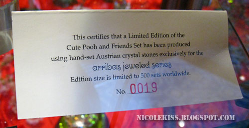 winnie the pooh set description