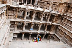 The Bygone Era of Gujarat A Step back in time!! (Shweta Wadhwa) Tags: travel india heritage monument architecture vishnu tank avatar grand carving unescoworldheritagesite unesco well explore exotic exquisite shiva ram subterranean patan labyrinth sculptures rama gujarat asi intricate magnificant vav upendra stepwell incarnation baoli kalki raninivav ramachandra d80 vamana varaha dasavatara parasurama archaelogicalsurveyofindia sheshashayi sheshnaga