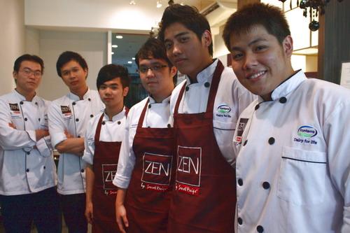 Zen Star Chefs