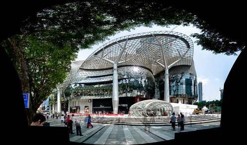 ION Orchard front view