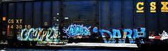 coupe - dark (character) (mightyquinninwky) Tags: road railroad shadow elephant dark logo geotagged graffiti sticker crossing character tag tracks indiana railway tags tagged railcar cult rails spraypaint boxcar graff graphiti emt coupe daer blacktop railroadcrossing csx trainart paintedtrain heist railart crossingarm warninglight spraypaintart csxt easeup platec evansvilleindiana smuz taggedboxcar paintedboxcar 143010 aliencharacter paintedrailcar geo:lon=87627329 taggedrailcar geo:lat=37943508 nurrenbernroadcrossing elephantcharacter 11223344556677 carfireonflickr darkformyspacestation charactersformyspacestation