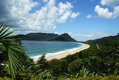 The blue one of the sea (Mateus Nunes) Tags: santa floripa brazil praia sc brasil de mar natureza florianópolis paisagem florianopolis catarina armação
