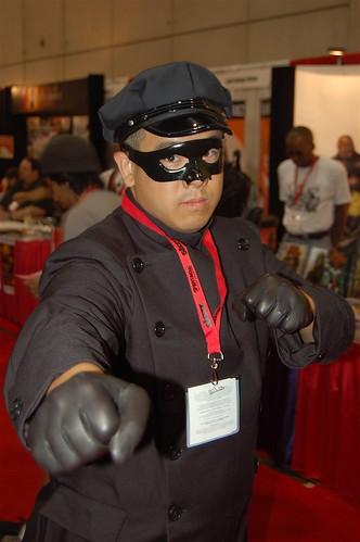 Comic Con 09: Kato