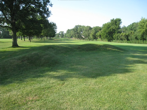 Ravisloe Country Club, Homewood, Illinois