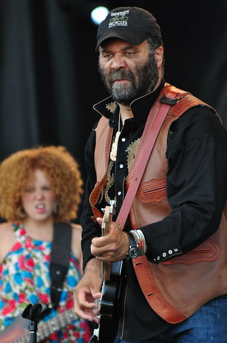 Otis Taylor at Ottawa Bluesfest 2009