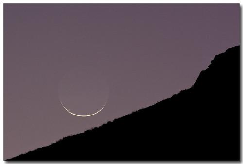 ...new moon...