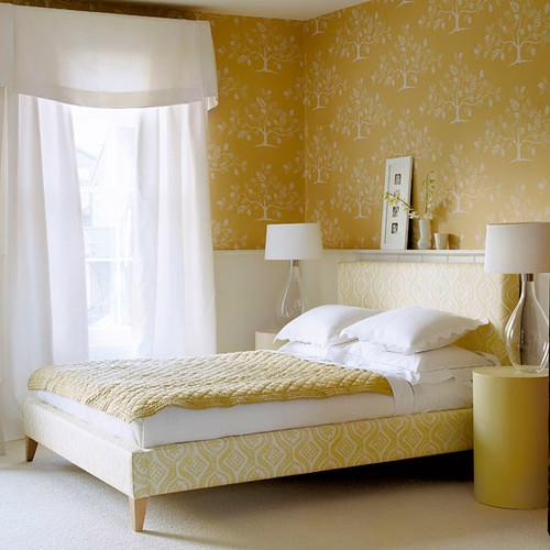 wallpaper yellow and white. Yellow yellow yellow white!