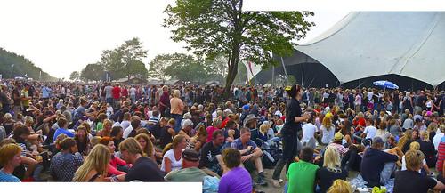 people roskilde festival