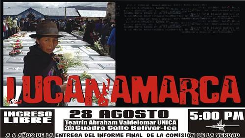 Lucanamarca en Ica