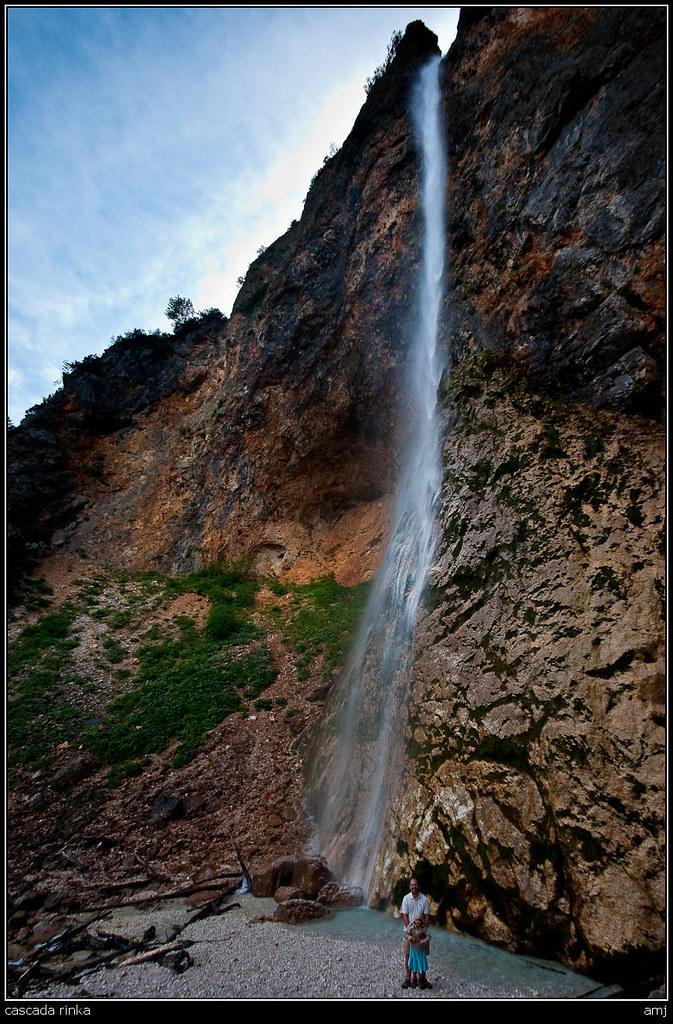 cascada rinka