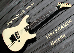 1984 KRAMER Baretta Floyd Rose banana headstock cream creme (eric_ernest) Tags: original musician music art classic beautiful vintage photo cool model pointy tour graphic photos guitar sale deluxe signature band cream 5150 guitars columbia creme special musical prototype 1984 instrument series voyager eddievanhalen rare kramer guitarist hardrockcafe airbrush pacer guitarplayer pickups humbucker guitarcollection evh floydrose sandimas airbrushed guitarcenter baretta warmoth madeintheusa vintageguitar guitarshow nightswan edwardvanhalen vintageguitars guitarshows guitarcollections rareguitar guitarphotos rockinger rareguitars guitarcollecting vintagekramerguitars abalonevintage vintagekramer denniskline httpwwwabalonevintagecom 918v