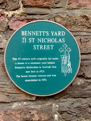 Photo of Green plaque number 3848