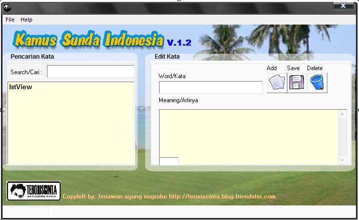 Terjemah Bahasa Indonesia Sunda Dengan Tool Free Download