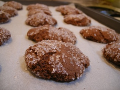 Chocolate Magic Cookies